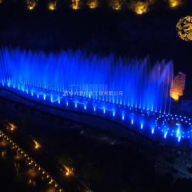 陕西喷泉公司陕西喷泉制作公司