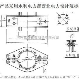 立管轴向限位管夹 XD5立管轴向限位管夹 XD5A立管轴向限位管夹