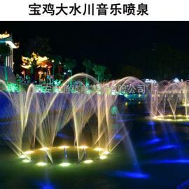 广场大型音乐喷泉设计公司广场大型音乐喷泉施工公司