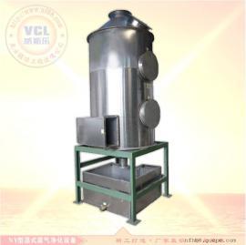 水膜除尘塔 不锈钢湿法除尘器 工业废气洗涤塔设备