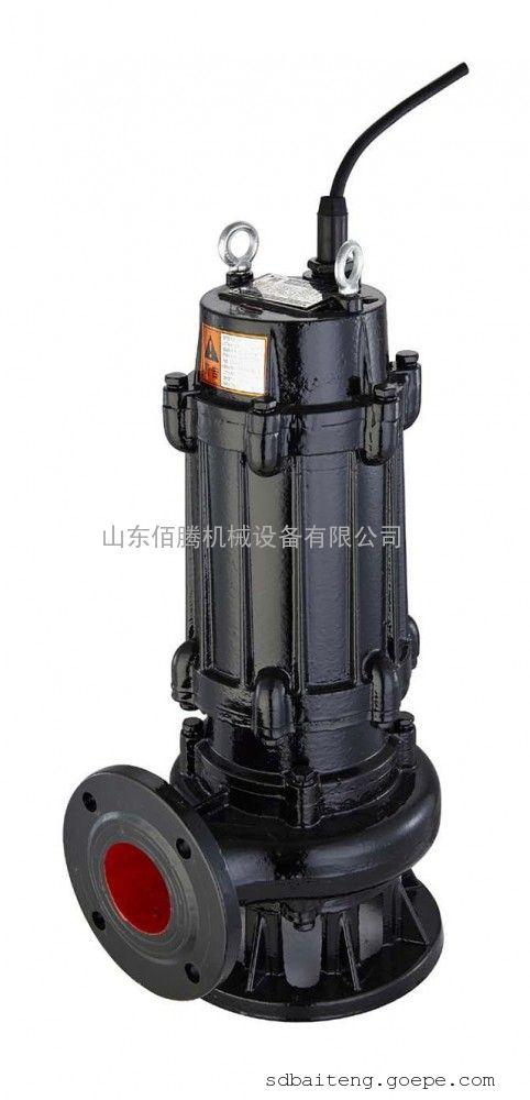 济南排污泵专卖大功率排污泵潜水排污泵价格优惠