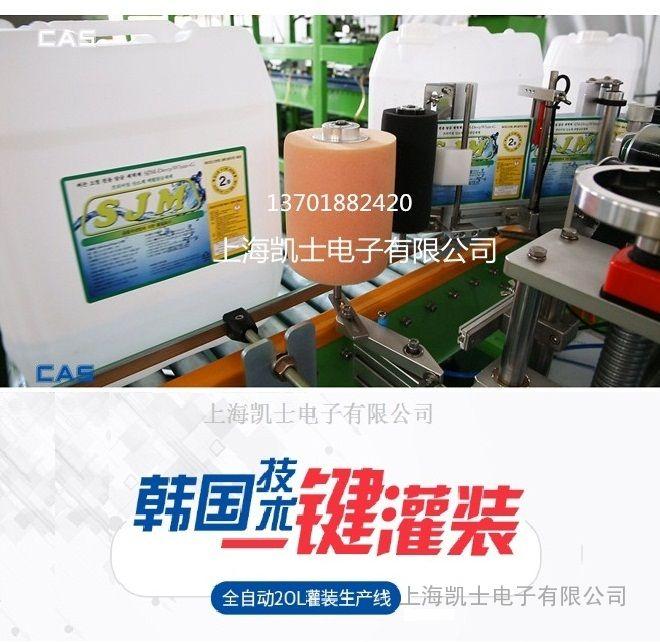 全自动灌装生产线,自动称重灌装压盖机