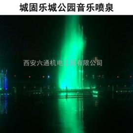 陕西喷泉公司陕西喷泉工程设计安装公司