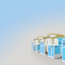 医用中心供气系统管网系统中心供氧站液氧制氧机