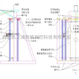 �P立浦CLP-DTM型�梯�T�C械��度及�_�艟C合���C