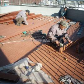 大兴区塑木地板、丰台区塑木地板销售及铺装