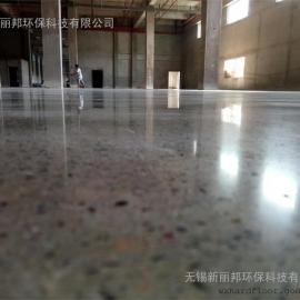 耐磨地坪翻新改造