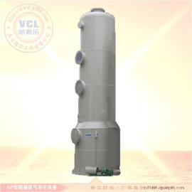 酸雾净化塔 盐酸硝酸雾废气中和处理塔 烟尘喷淋净化设备