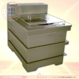 表面处理电镀槽 电解槽 电泳退镀槽制造厂 16年经验