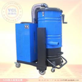 工业吸尘器 机械加工吸尘机 铁屑粉尘回收器设备2.2KW