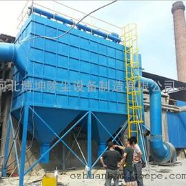 山东HKD新型烘干机袋式除尘器