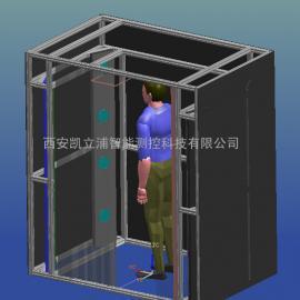 凯立浦高速人体3D扫描仪