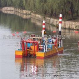 6寸河道机械式清淤船工作效率高不高