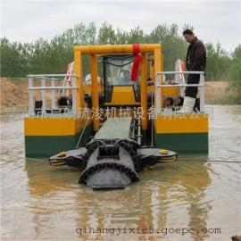河道挖泥船河底淤泥清理船 中小型挖泥船专清内河污泥