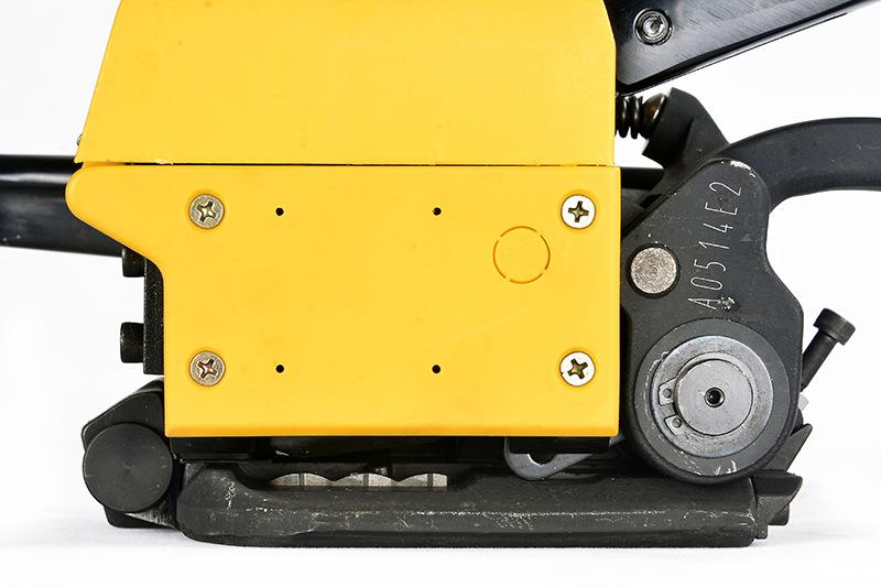 安徽手动手持免扣铁皮钢带打包机A333一体式捆扎小型手提打包机