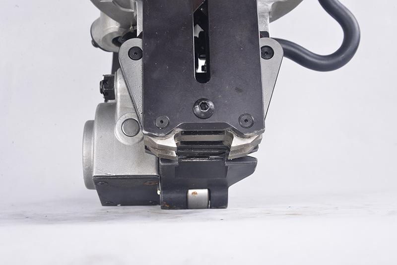 安徽一体式钢带气动打包机 铁皮钢带气动打包机包装机厂家直销