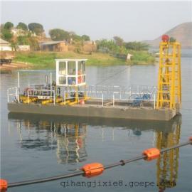 冲吸式抽沙船抽沙效率怎么样 射吸式抽沙船质量好吗