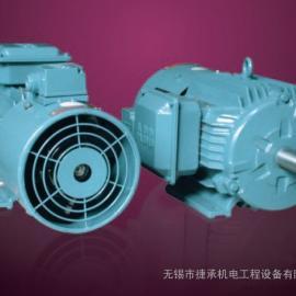 ABB变频电机QABP132M4A 7.5KW-4P-B3/B5/B35