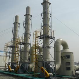 吸附法工业有机废气治理工程技术