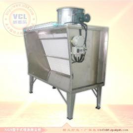 干式喷漆柜 喷涂线喷漆过滤集尘柜 喷油漆雾过滤器