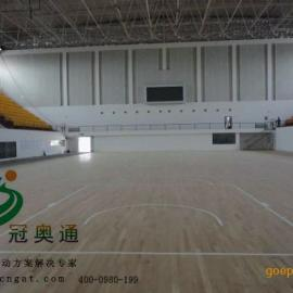 运动木地板的三个等级与如何检验优劣――深圳冠奥通