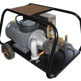 船厂专用水泥厂去结皮水泥搅拌车去结皮去树皮冷水高压清洗机