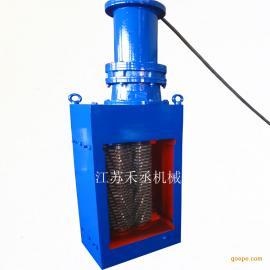 禾丞配套污水处理泵站渠道粉碎格栅 粉碎格栅机WFS-300