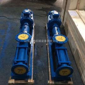 螺杆泵不锈钢螺杆泵G30-1