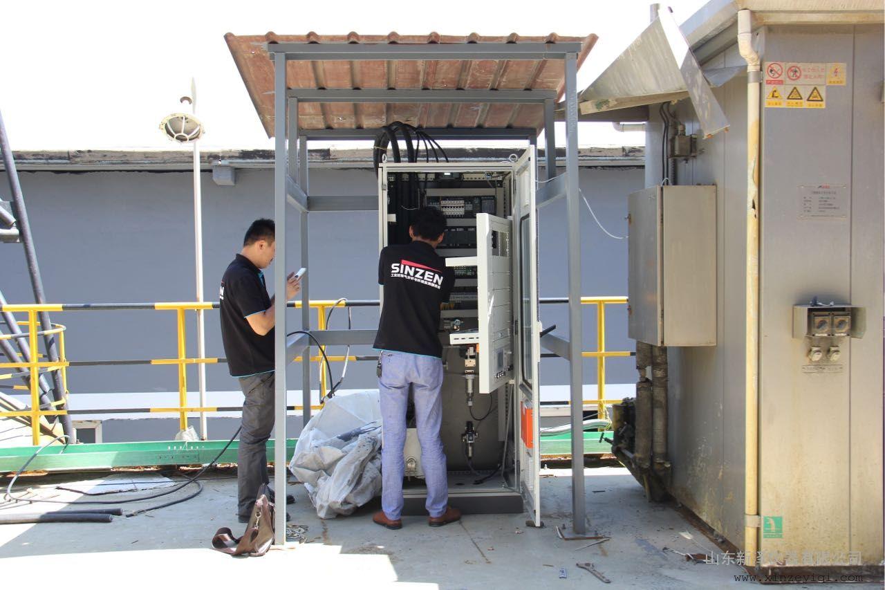 砖瓦厂24小时实时监测烟气在线监测分析仪