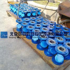 铸铁Y型过滤器法兰直通式Y型过滤器环保水管道过滤器