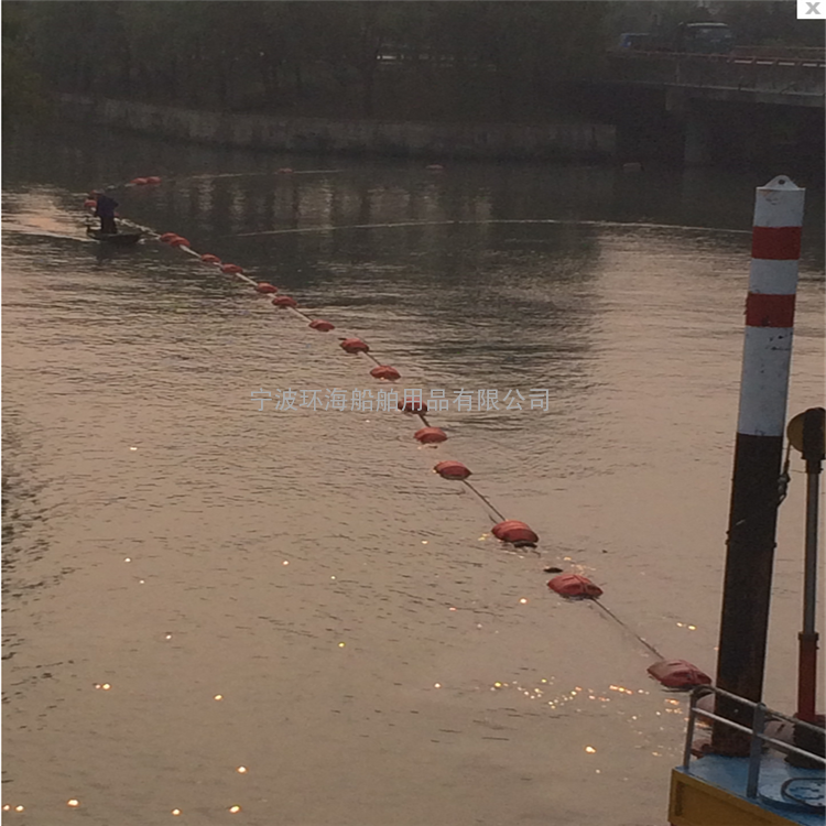 海上挖沙船浮筒孔径400mm滚塑加工塑料浮筒