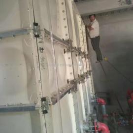 专业玻璃钢水箱维修