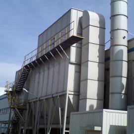 河北ZC-Ⅱ/Ⅲ型机械回转反吹扁布袋除尘器