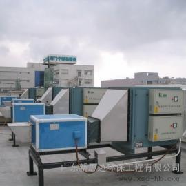 碳钢低温等离子废气净化设备