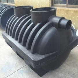 帝豪专业生产家用环保注塑化粪池
