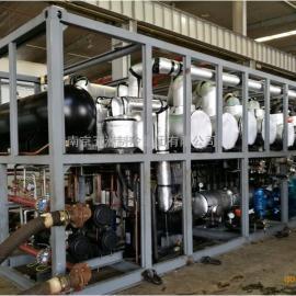 五洲制冷锂电池NMP废气回收