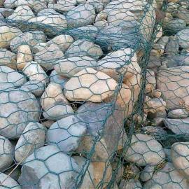 销售包塑石笼网 镀锌低碳钢丝格宾网 防冲刷保护用网