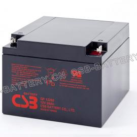 CSB蓄电池 GP12260 台湾希世比 报价咨询
