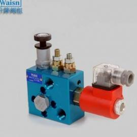 Waisn崴盛CNC-04-MAN CNC-04-MBN CNC-04-SAN单向节流阀