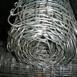 山西煤矿经纬网 矿井支护网 编织铁丝阻燃网