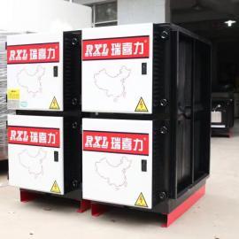 岳阳瑞和组合式低空排放油烟净化器 专业高效净化油烟废气 全国销