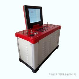 HH-62型便携式智能多功能综合烟气分析仪