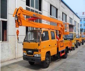 江铃14米16米高空作业车年底直降5000元