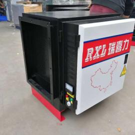 广西瑞和厂家专业生产饭店厨房油烟净化设备 豪华型油烟净化器