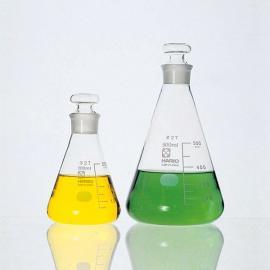 带标准刻度TS磨口三角烧瓶6-016-03