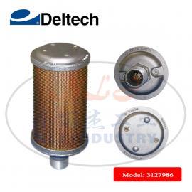 Deltech(玳尔科技)消音器3127986