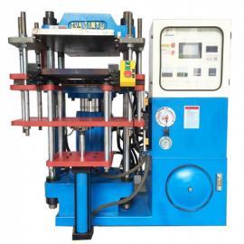 海南智能硫化机 四柱平板油压机厂家供应