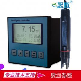 工业PH计测试仪污水酸碱度值在线式控制器PH值测控仪器酸度计