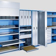 瑞士LISTA工具柜