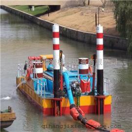 水�旖g吸挖泥船水下作�I效率高不高